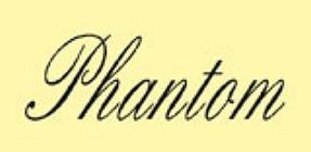 """Die Marke """"Phantom"""" verbindet hohen..."""