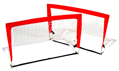 Bandito fun hockey goal set QUADRO