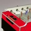 Kicker Master-Cup mit Münz mit Glasabdeckung + Diebstahlschutz Teleskop SA