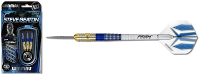 Darts Arrow Set Winmau Steve Beaton Steeldarts 1407-22 g