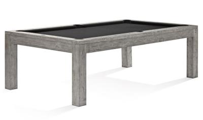 Pool Billiard Table Brunswick 8 Feet (8 ft.) Sanibel Rustic Grey