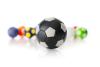 Kickerball Winspeed by Robertson 35 mm, schwarz / silber