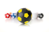 Kickerball Winspeed by Robertson 35 mm, black / yellow