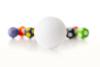 Kickerball Winspeed by Robertson 35 mm, white
