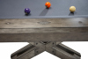 Pool Billiardtable Brunswick Edingburgh weathered oak...