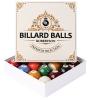 Pool billiard balls Robertson 57,2 mm