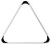 Triangel Robertson 57,2 mm, weiß