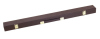 Billiard Cue Hard Case Standard 1 UT + 1 OT black