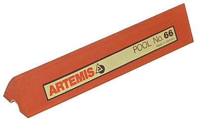 Ribbon rubber set 9 ft. Artemis Tournament