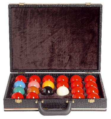 Ball Snooker suitcase
