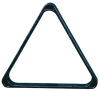 Triangle of balls pool Professional 57,2 mm black