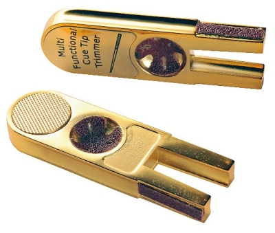 """Ultimate """"New Golden Multi"""" tip Trimmer and conditioner Pool"""