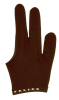 Billiard gloves Felice black