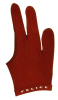 Billiard gloves Felice dark red