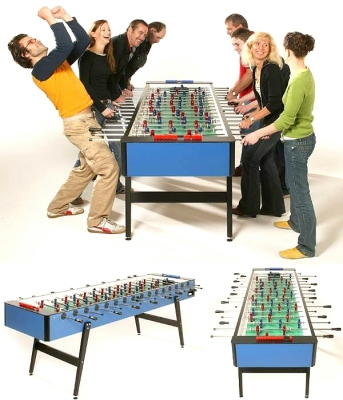 """Kicker Model """"Master Cup XXL"""" for 8 players"""
