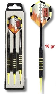 Dart Arrow Set Karella K-4 Softdarts, 16 g