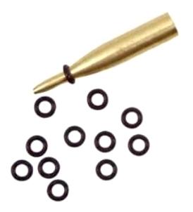 Dart Shaft Lock System mit Gummiringe 30 Stück