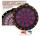 Dartboard Soft 2 Hole red / blue with six Darts Arrows