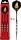 Dart Arrow Set Karella KT-9 18 g, Softdarts