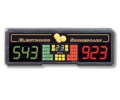 Billiard scoreboard, without remote control manual Operation