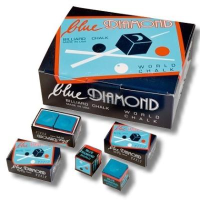 Kreide Blue Diamond Original 50 Stück