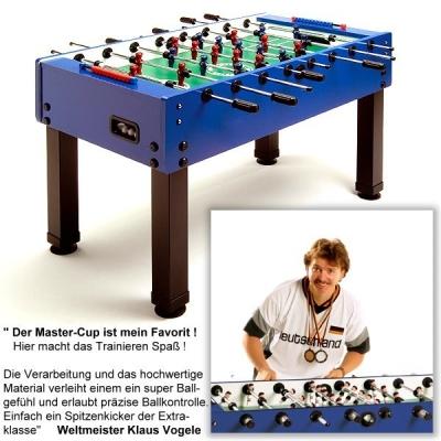 "Kicker ""Master Cup"" blue"