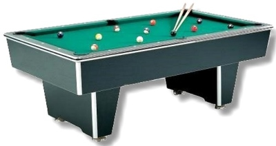 Pool Table Orlando 6 ft to 8 in. Back without coin slot