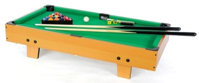 Pool Billiard Table Mini with accessories