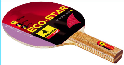 "Table tennis racket ""Eco Star"" * Star Bandito"
