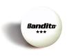 Tischtennis-Bälle Bandito *** 6 Stück