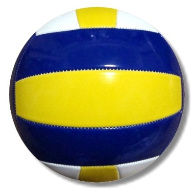 Volleyball in official size and weight