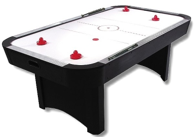Air hockey TORONTO, of stable air hockey table for the whole family, 6 ft.