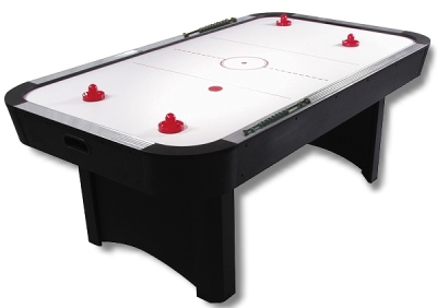 Air Hockey TORONTO, the stable air hockey table for the whole family, size: 6 ft.