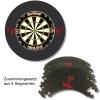 Dart-Catchring (Dart-Auffangring), schwarz, Material:...