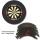 Dart-Catchring (Dart-Auffangring), schwarz, Material: Stoff (Velvet), Durchmesser: ca. 70 cm
