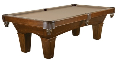 Pool Billiard Table Brunswick Allenton 8 ft. Chestnut