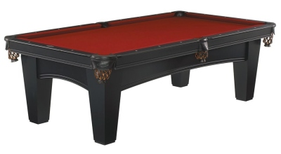 Pool Billiard Table Brunswick Bayfield 8 ft. Matt-Black