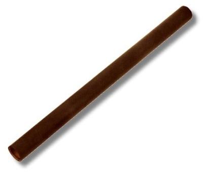 Queue Griff-Gummi schwarz, 30 cm lang