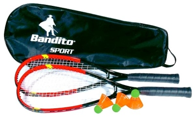 Speed Badminton Set by Bandito