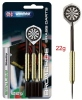 Dart Arrow Set Broadside brass 22 g Steeldart