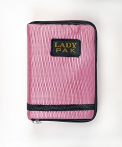 Dartsbag Lady Pak pink