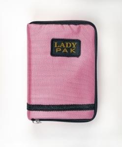Darttasche Lady Pak rosa