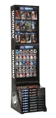 Professional sales Display of Winmau