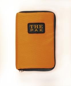 Darttasche The Pak orange