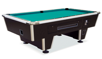 Pool Table Orlando 6-8 ft to eighth with coins