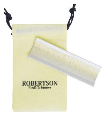"Sharper, stainless steel ""Robertson"""