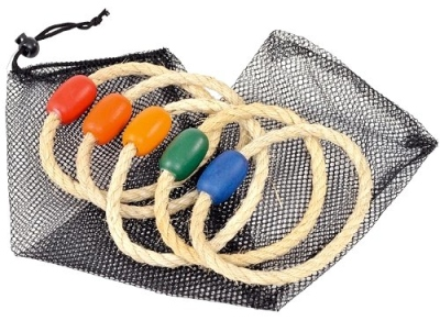 Replacement rings for ring toss game (set)