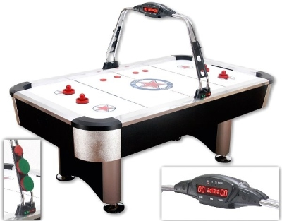 Air hockey STRATOS, the stable Air Hockey KING SIZE category, Size: 7 ft.