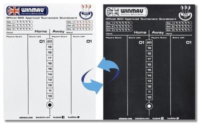 Scorerboard - Schreibtafel Winmau
