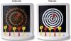 Mini Magnetic Dartboard incl. 6 magnetic darts